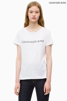 210e07419d9 Calvin Klein Jeans Institutional Logo T-Shirt