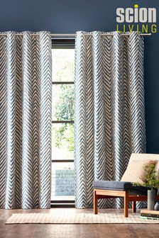 Scion Azumi Eyelet Curtains