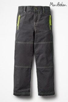 מכנסי סקייט עם בטנה של Boden בצבע אפור
