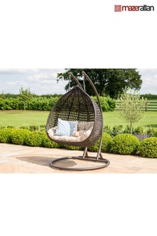 Rose Double Hanging Chair By Maze Rattan