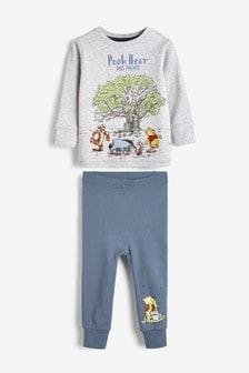 Winnie The Pooh Snuggle Fit Pyjamas (9mths-7yrs)