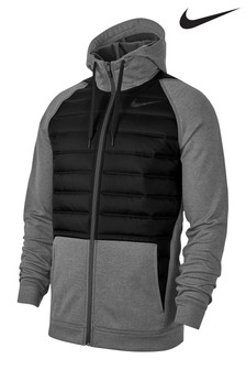 Nike Therma Winterized Zip Through Training Hoody