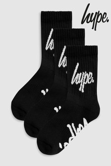Hype. Socks Three Pack