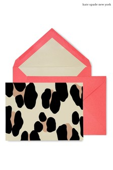 kate spade new york Forest Feline Notecard Set