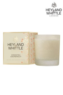 Heyland & Whittle Green Tea Grapefruit Candle