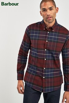 Barbour® Red Lustleigh Shirt