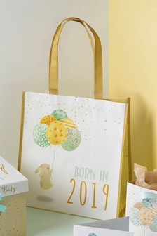 Born In 2019 Reusable Bag