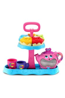 LeapFrog Musical Rainbow Tea Party Refresh