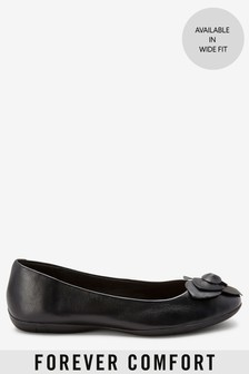 031df5264817 Buy Black Ballerina Pumps for Women from the Next UK Online Shop
