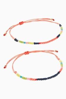 Beaded Pully Bracelet Pack