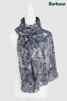 Barbour® Coral Print Wrap