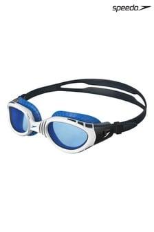 Speedo Grey Futura Biofuse Flexiseal Goggles