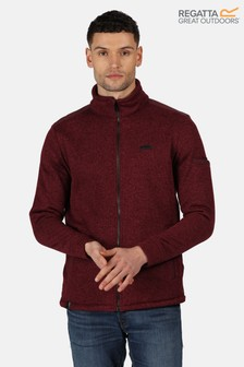 Regatta Purple Gavriel Full Zip Fleece