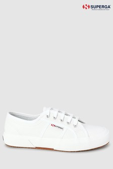 Белые классические полукеды Superga® 2750 Cotu