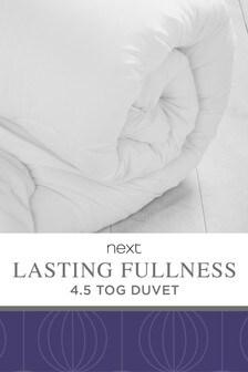 Lasting Fullness 4.5 Tog Duvet