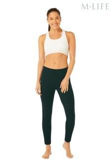 M.Life Yoga Practice Cotton Leggings
