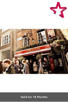 London Pub Tour For Two Gift Experience by Activity Superstore