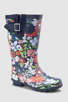 All Over Print Wellies (Older)