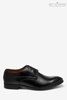 Wide Fit Derby Shoe