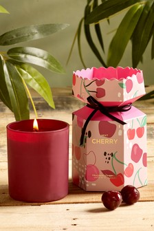 Cherry Candle