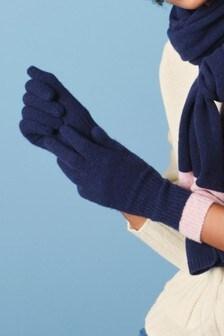 Cashmere Mix Gloves