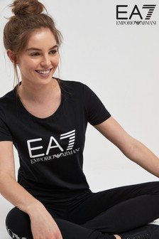 EA7 Logo Training T-Shirt