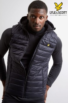 Lyle & Scott Sport Lightweight Quilted Gilet