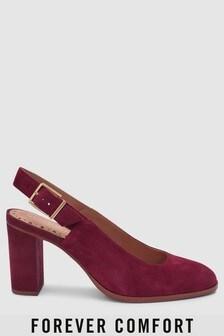 Туфли с ремешком на пятке и блочным каблуком Forever Comfort