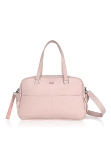 Baby Girls Pale Pink Changing Bag