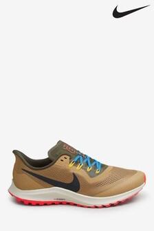 Nike Trail Beige Air Zoom Pegasus 36 Trainers