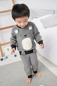 Bear Fleece Pyjamas (9mths-8yrs)