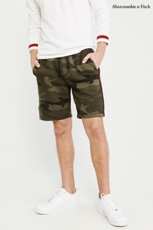Abercrombie & Fitch Camo Tape Short