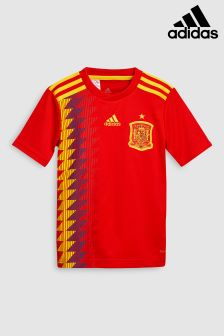 adidas Spain Kids Home Jersey