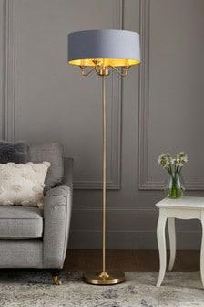 Burford 3 Light Floor Lamp