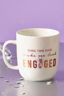 Henkeltasse zur Verlobung