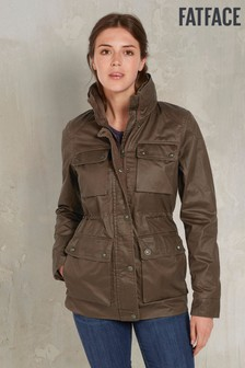 Veste FatFace Sussex marron