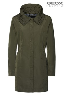 Geox Green W Airell Jacket