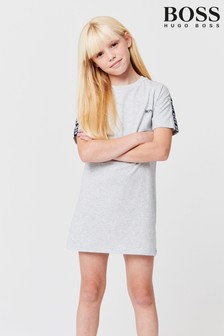 BOSS Grey Tee Dress