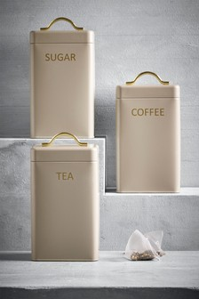 Set of 3 Storage Tins