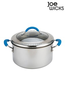 Joe Wicks Stainless Steel Stock Pot
