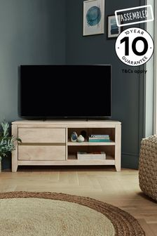 Amsterdam Light Corner TV Stand
