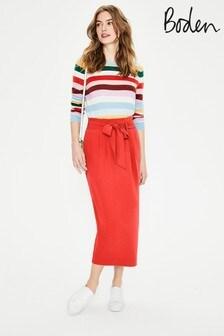 Boden Melina Paperbag Skirt