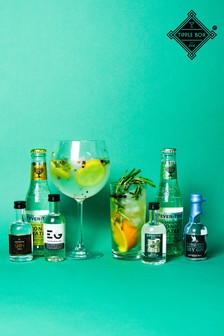 Gin And Tonic Kit by Tipplebox