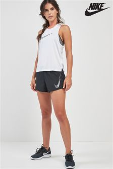 Nike Run Dry Black 10K Short