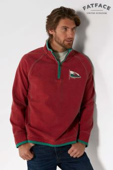FatFace Red Airlie Wales Sweat