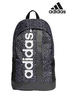 adidas Black Spot Linear Backpack