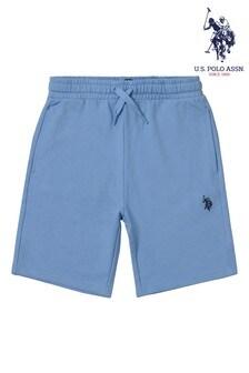 U.S. Polo Assn. Bluecore F/T Sweat Shorts