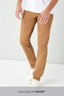 Pantalon stretch cinq poches