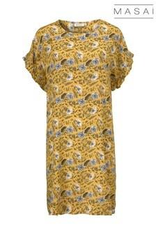 Masai Orange Nan Dress