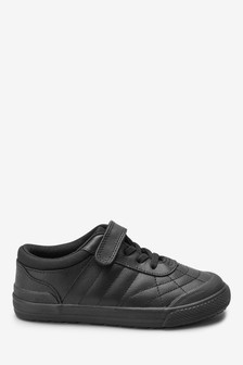 Football Quilted Leather Shoes (Older)